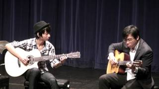 Repeat youtube video Pirates_of_Caribbean  - Jacky Lau & Sungha Jung