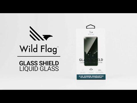 Wild Flag Liquid Glass Scratch Test