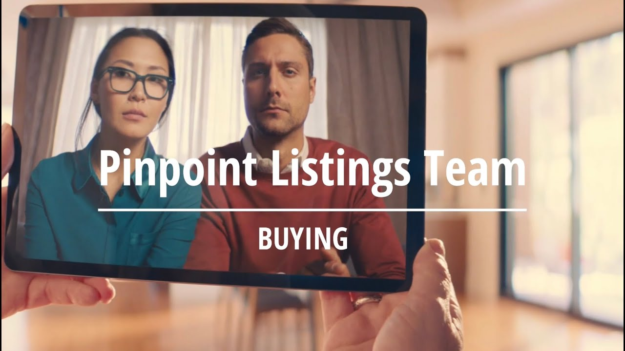 Full service Buying w Guarantee by the RE/MAX Pinpoint Listings Team