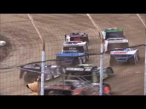 Lucas Oil Late Model Dirt Series @Portsmouth Raceway Park