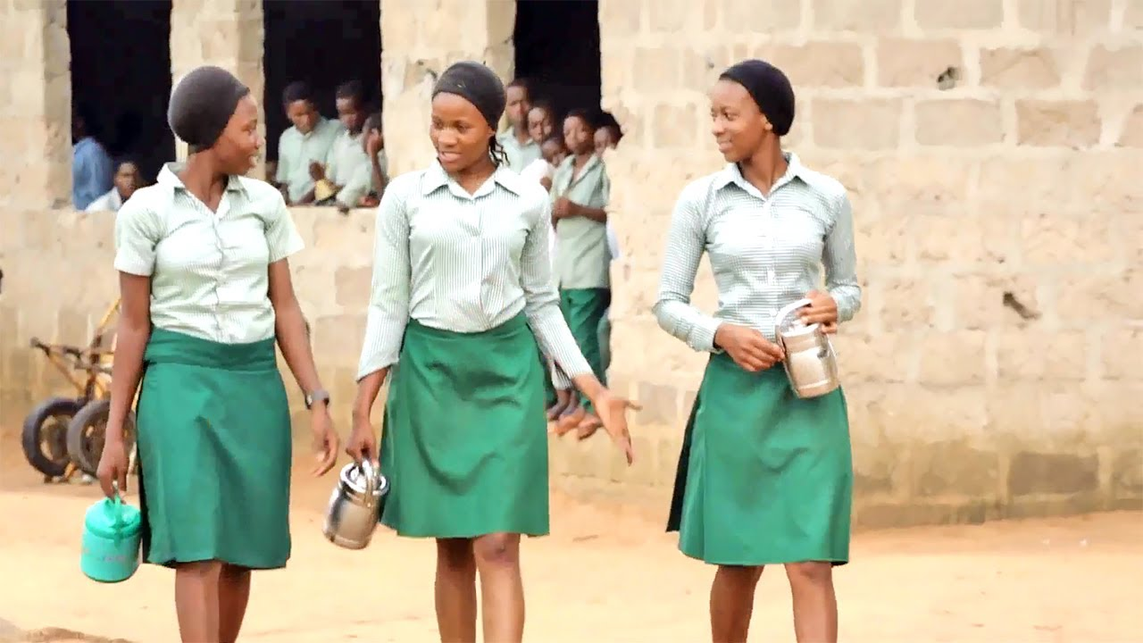 Download THE NEW GIRL IN MY CLASS IS A WITCH - 2018 FULL NIGERIAN MOVIES
