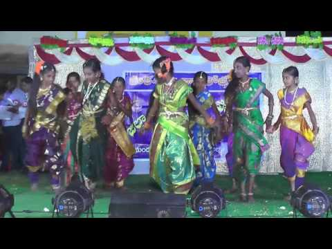 putta meeda pala pitta song by zphs gangaram students