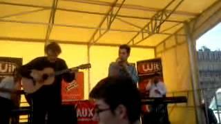 Alban de the voice à Bordeaux