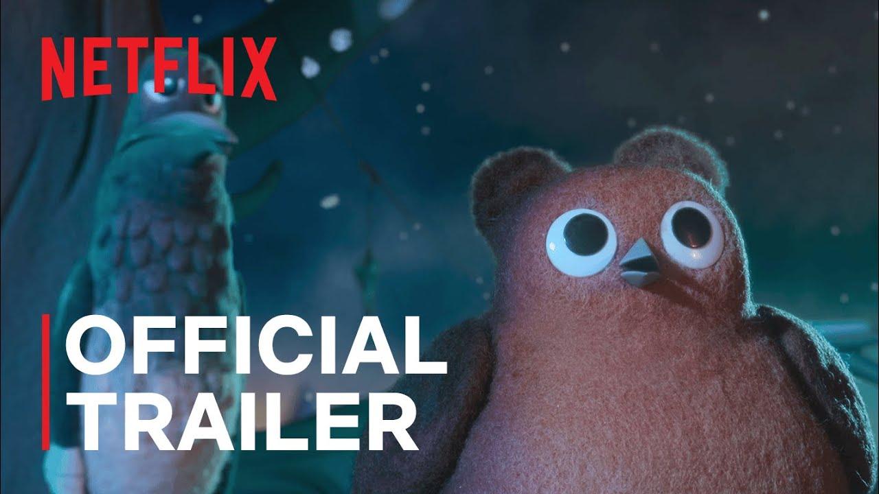 Robin Robin   Official Trailer   Netflix