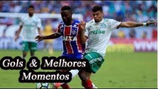 Palmeiras x Bahia - Gols & Melhores Momentos - Copa do Brasil