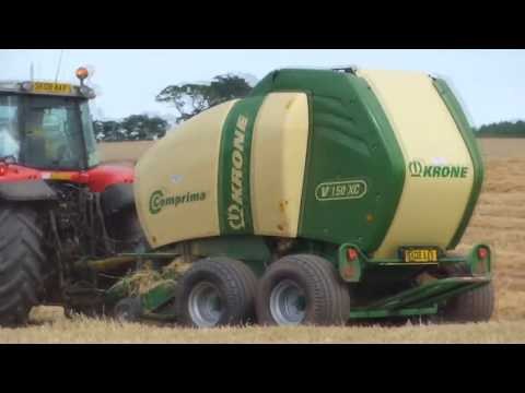 World Amazing Hay Bale Handling Packing Transportation Modern Agriculture Equipment Mega Machines