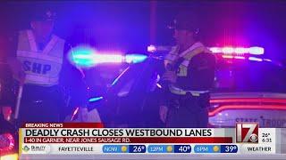 Man hit by vehicle, killed on I-40 near US-70