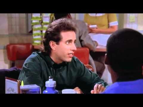 Seinfeld Clip - Jean-Paul The Marathon Runner