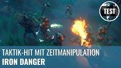 Iron Danger im Test: Überraschungs-Hit paart Taktik mit Zeitmanipulation
