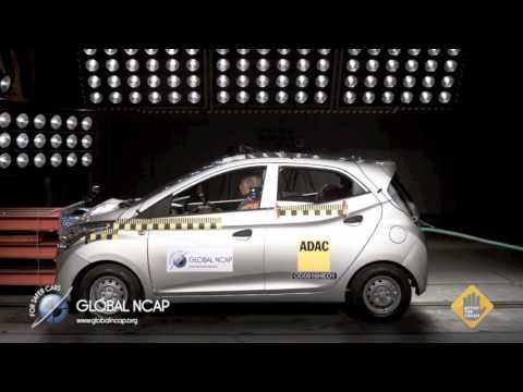 Hyundai Eon scores Zero Stars