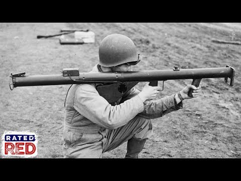 How a Musical Instrument Inspired the Bazooka | Strange Heartland History