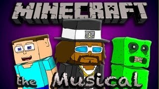 ♪ MINECRAFT THE MUSICAL feat. Cooper the Creeper
