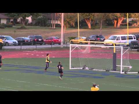 Michelle Roque-Paskow 2010 Soccer - Extended Version