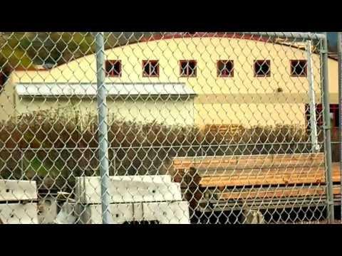 Q552 Underground Base Entrance? Nelson, B.C. Canada.