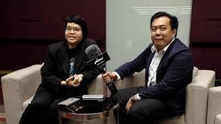 Bit:Talk สัมภาษณ์คุณ คุณอาจารีย์ ศุภพิโรจน์ ในงาน ASEAN Digital Assets Summit 2018