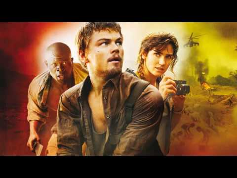 Blood Diamond Soundtrack #16 - Solomon & Archer Escape