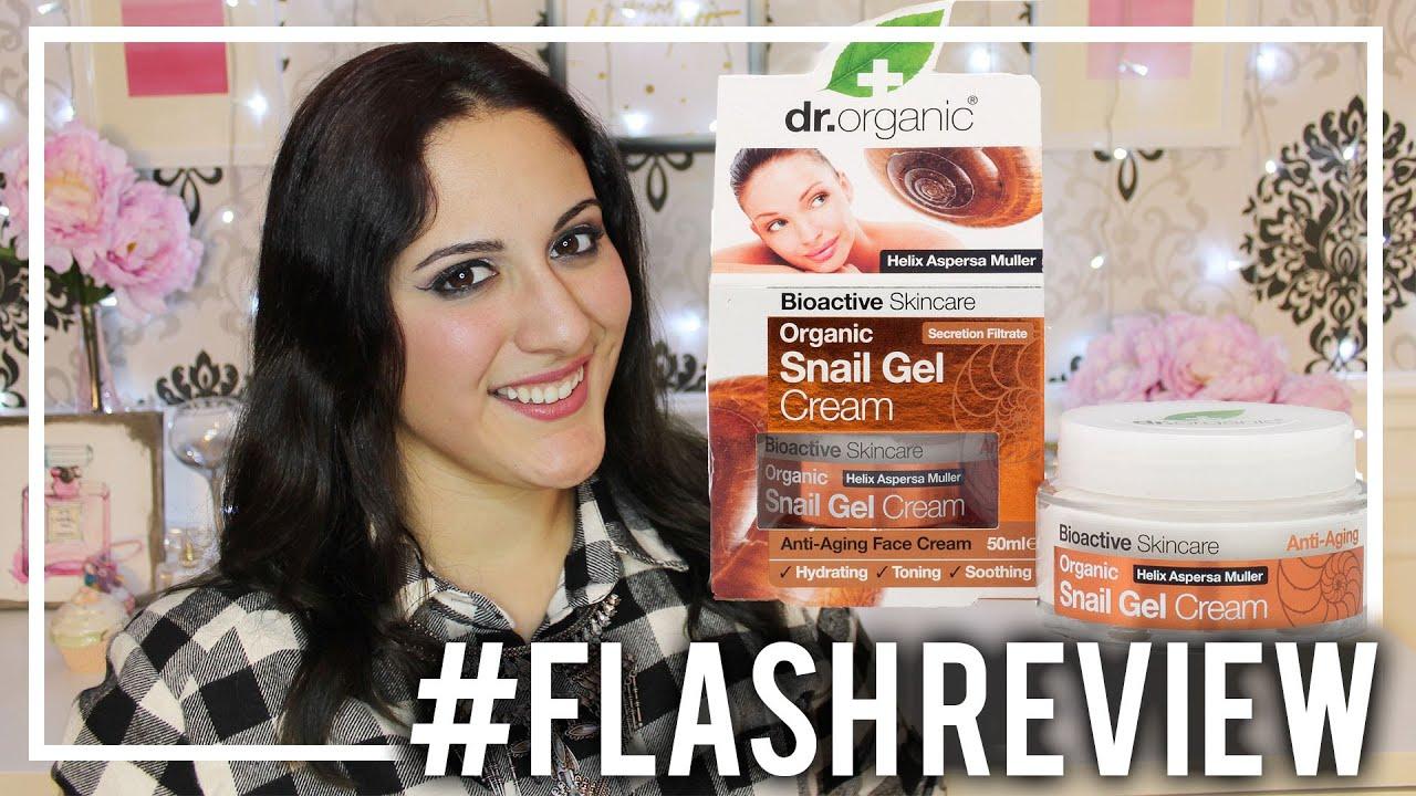 dr organic snail gel review