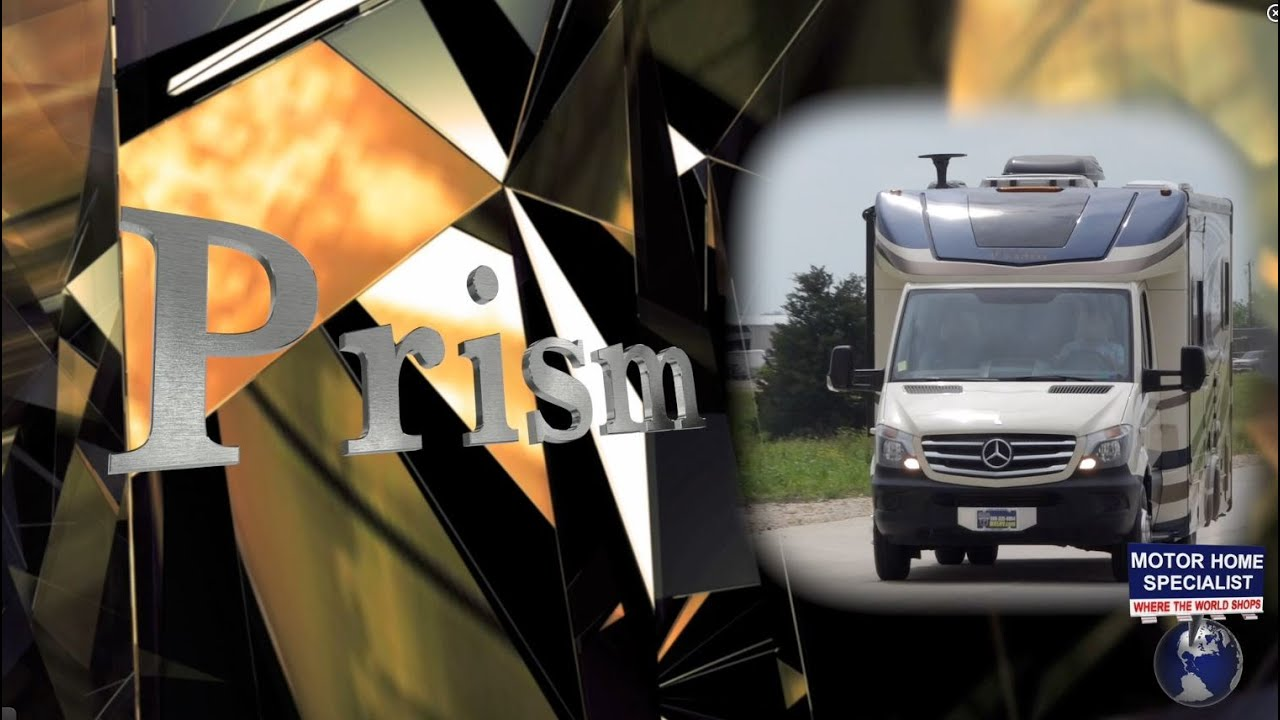 Coachmen prism mercedes diesel sprinter rv review at motor for Motor home specialist reviews