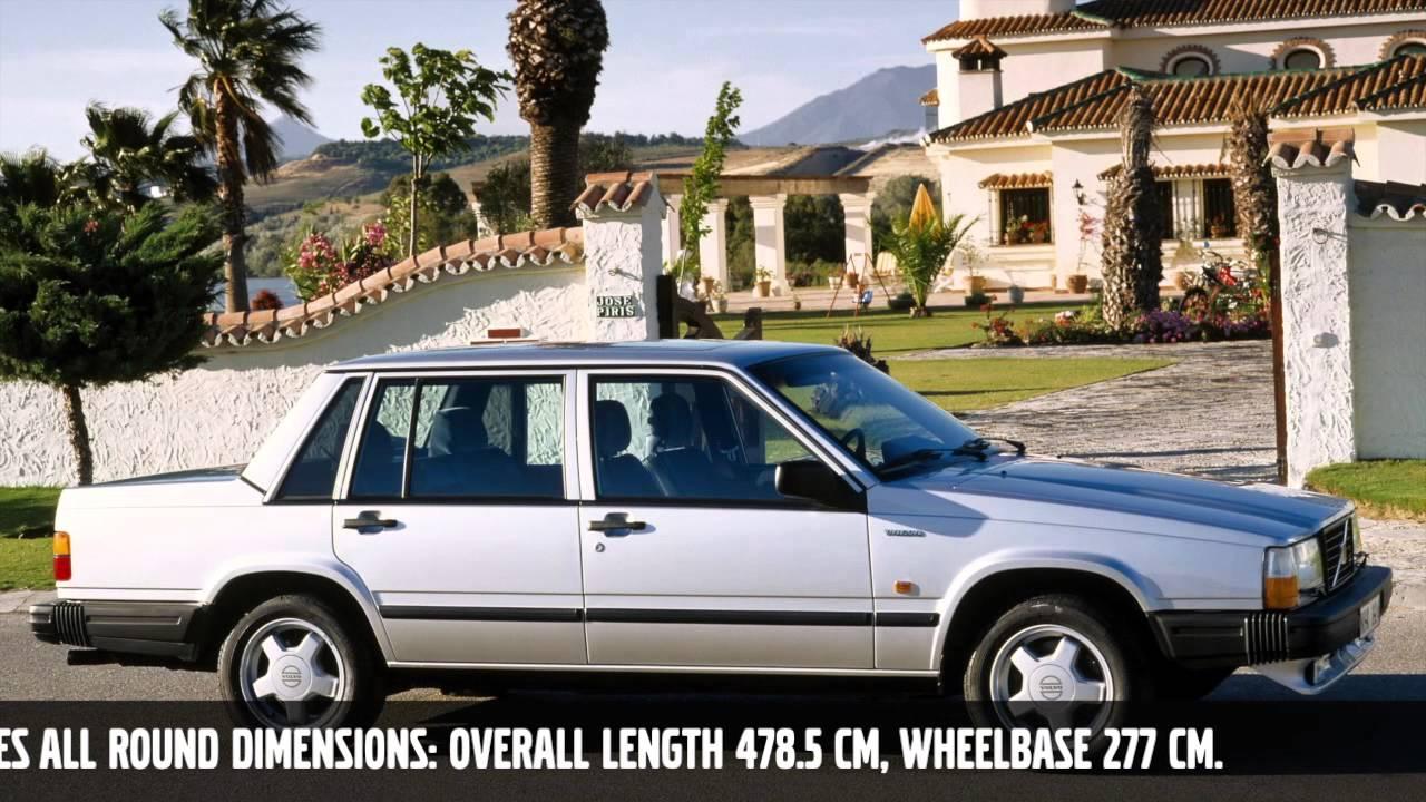 volvo 740 1984 1992 youtube rh youtube com Volvo 740 Wagon Volvo 740 Wagon