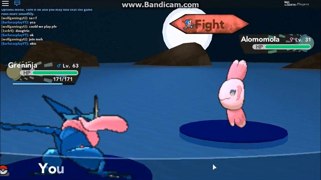 Let's play Pokemon brick bronze(Roblox)-part 222 (Silver Cove #1 + ...