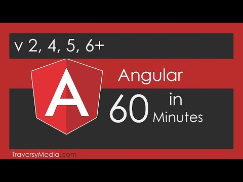 Angular 4 In 60 Minutes