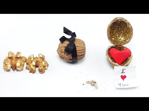DIY | Gift Box using Walnut | Walnut Life Hack
