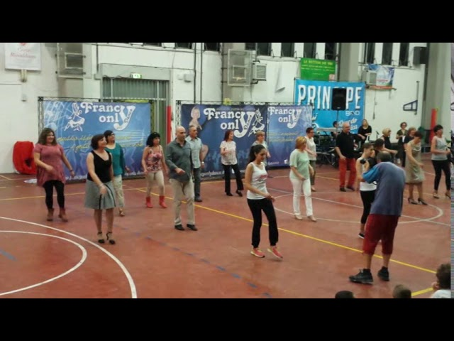 14° spettacolo ASD Francy Only Dance - coreografia 'charleston e zumba'
