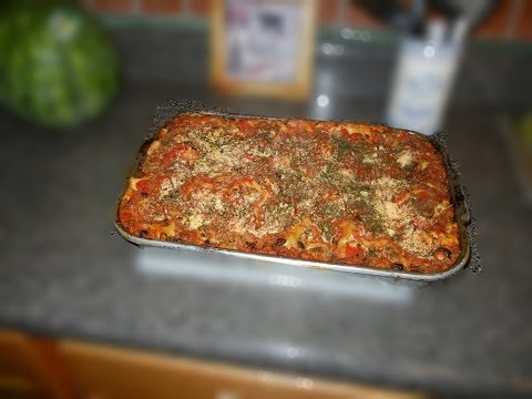 Lasagna No Boil Pasta Layers