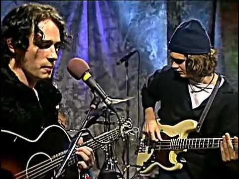 Jeff Buckley - So Real and Last Goodbye (live + acoustic) HD