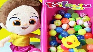 Niloya Top Havuzunda Oyun Oynuyor Niloya Ata Biniyor Çizgi Film