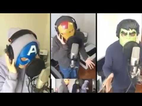 News  Amazing Korean Singers Dressed As Avengers