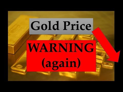 Gold & Silver Price Update - March 6, 2019 + Negative Warning Again
