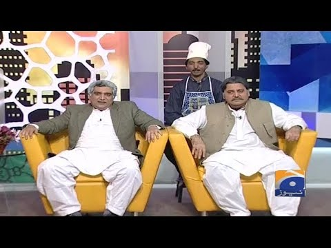 Khabarnaak - 13-January-2018 -  Geo News