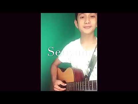 Senyum (asadmotawh) Cover By WafiyIlhan