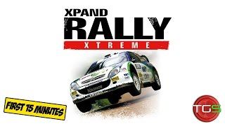 Xpand Rally Xtreme - PC Gameplay (First 15 Minutes) Ep. 14