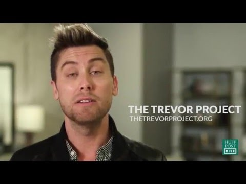 Lance Bass Talks Trevor Project