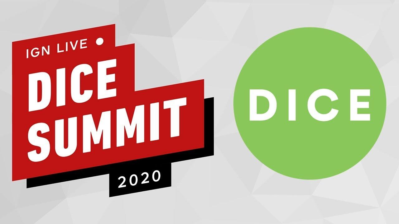 Sommet DICE 2020 - IGN Live + vidéo