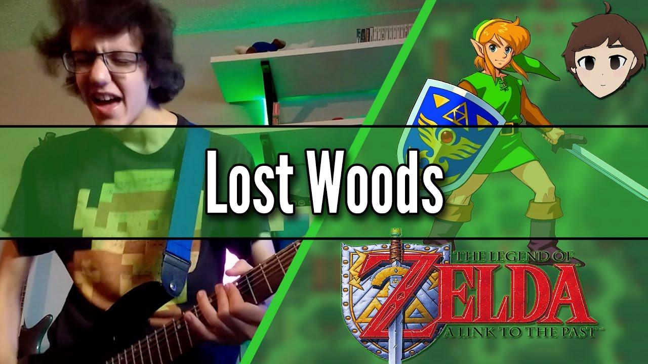 Lost Woods - Zelda: Link to the Past || Metal Cover