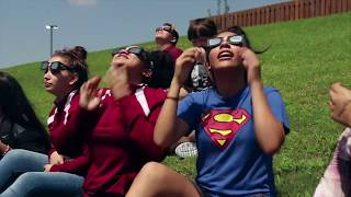 Lakeside Junior High   The Great American Eclipse
