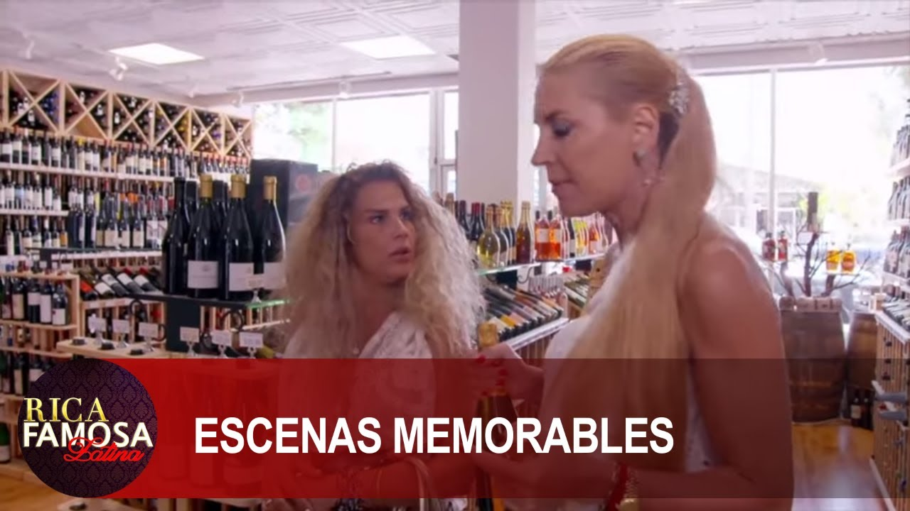 NIURKA SORPRENDIDA DE LAS TONTERIAS DE ESTAS MUJERES   Rica Famosa Latina   Escenas Memorables
