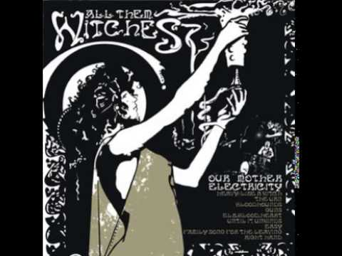 All Them Witches - Heavy Like A Witch (2012 American Stoner Rock)
