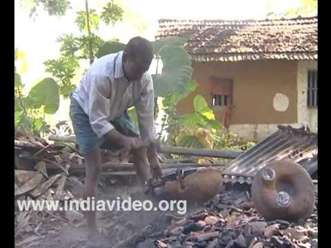 Bronze crafts from Kunjimangalam