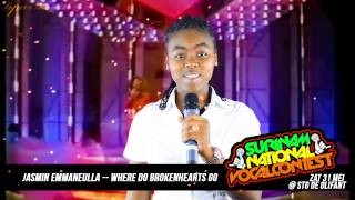 SMC SPOT----SURINAM NATIONAL VOCALCONTEST    2014