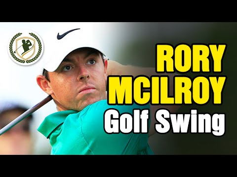 RORY MCILROY SWING - SLOW MOTION PRO GOLF SWING ANALYSIS
