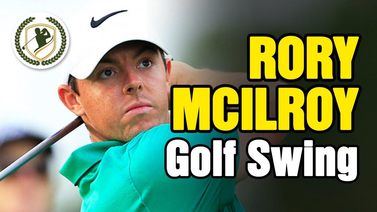 Rory Mcilroy Swing Slow Motion Pro Golf Swing Analysis Youtube