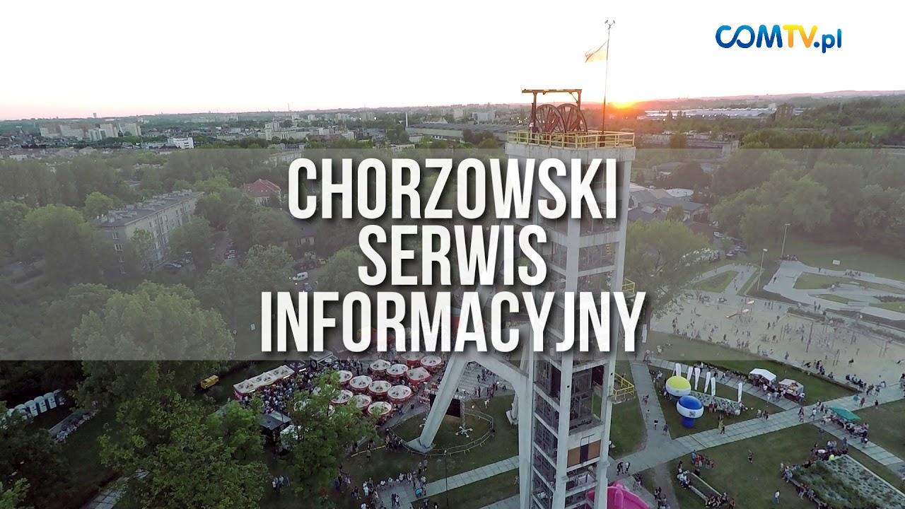 CHORZOWSKI SERWIS INFORMACYJNY 23.01.18