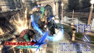 Devil May Cry 4 Special Edition - Air Trick and Judgment Cut
