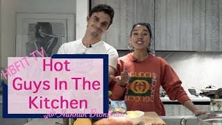 Hot Guys in the Kitchen with Antoni Porowski from Netflix