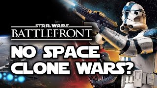 Star Wars Battlefront 3 2015 Reactions: No Single Player Campaign, No Space Battles & Clone Wars
