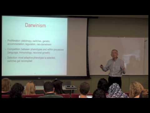 2016 APPLE Colloquium with Professor Brian MacWhinney
